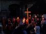 22.04.2011 Krížová cesta mestom na Veľký piatok