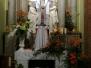 15.04.2017 Výzdoba vo farskom kostole