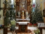 24.12.2016 Výzdoba vo farskom kostole