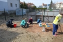 Upratovanie škôlka 14