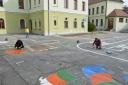 Upratovanie škôlka 21
